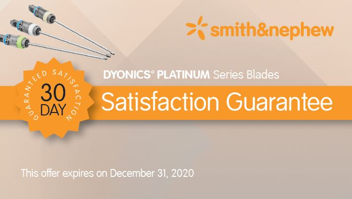 Platinum blades guarantee